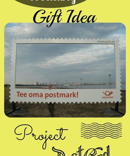 Going Postal – Destination Wedding Gift