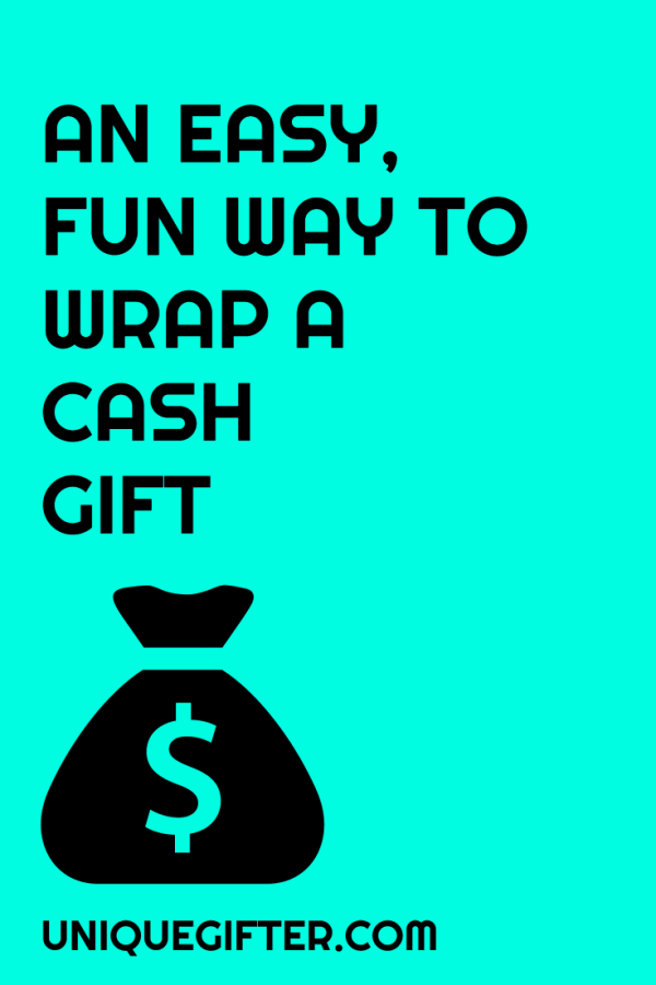 Creative Cash Gift: Play-Doh Cash