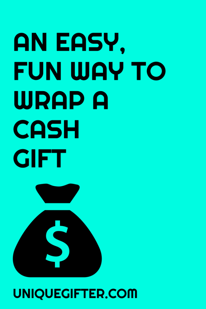 This is such an easy and fun way to wrap up a gift of cash! I know that teenagers love cash, but it feels so boring to just give an envelope. Play-doh spices it up so much more!