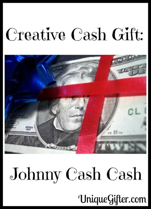 Creative Cash Gift: Johnny Cash Cash