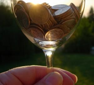 CC Attribution - starmist1 - a toast to the dime