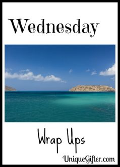 Wednesday Wrap Ups