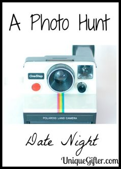 A Photo Hunt Date Night