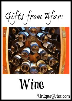 Gifts from Afar: Wine