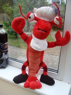 CC Attribution - Ben Sutherland - Singing Lobster