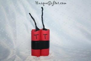 Creative Cash Gift: Dynamite!