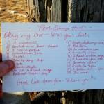 Creative Cash Gift - Dollar Scavenger Hunt