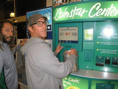 Why Coinstar is for Lazy People and a Huge Rip-off Overall