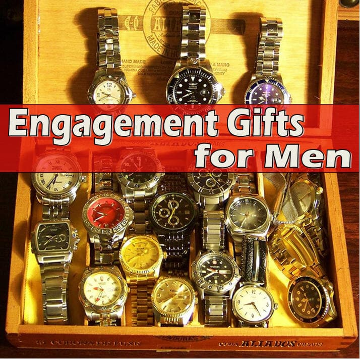 Engagement Gifts for Men