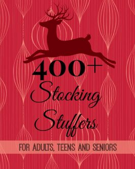 400+ Stocking Stuffers for Adults Teens and Seniors
