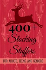 400+ Stocking Stuffer Ideas for Adults!