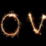 Creative Cash Gift - Love Fireworks