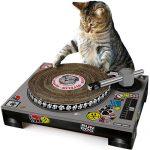 Perpetual Kid DJ Cat Scratch Turntable
