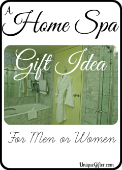Home Spa Gift for Men or Women