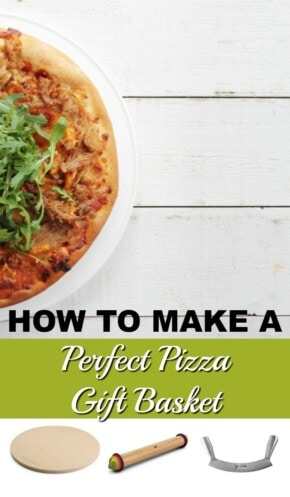 How to Make a Perfect Pizza Gift Basket   Fundraiser Basket Ideas   Creative Gift Ideas   DIY Gift Baskets   Kids' Gift Baskets