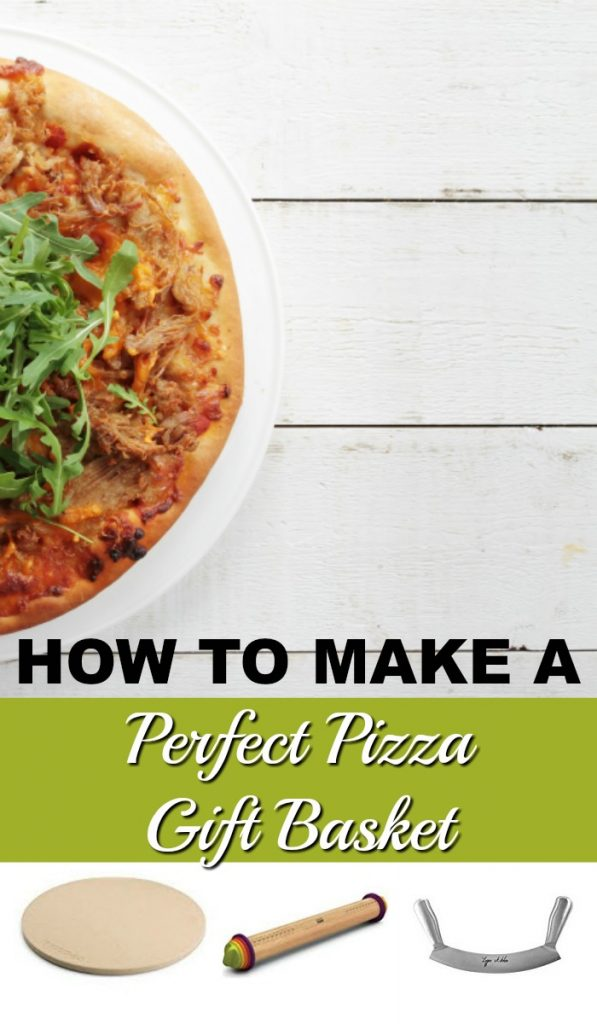 How to Make a Perfect Pizza Gift Basket | Fundraiser Basket Ideas | Creative Gift Ideas | DIY Gift Baskets | Kids' Gift Baskets