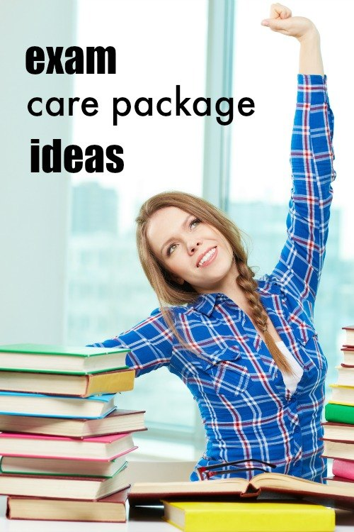 My college student would be SO HAPPY to receive an awesome exam care package. Love these ideas.
