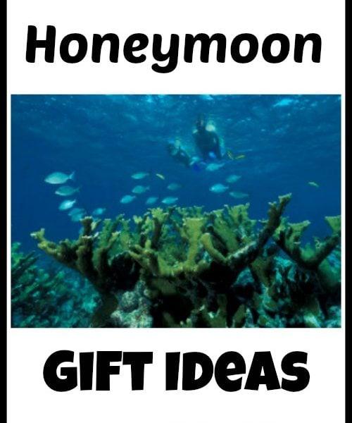 Honeymoon Gift Ideas