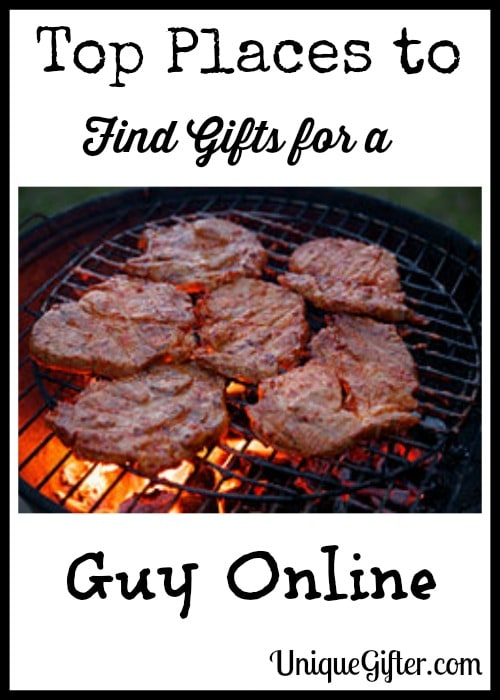 Top Places to Find Gifts for a Guy Online