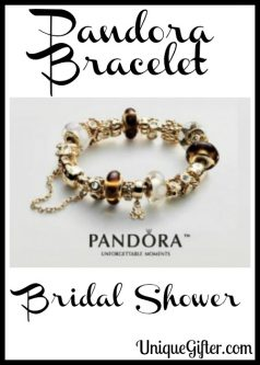 Pandora Bracelet Bridal Shower