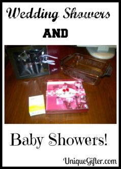 Wedding Showers and Baby Showers!