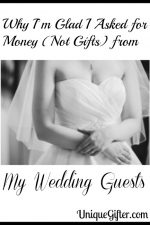 Why I'm Glad I Asked for Money (Not Gifts) from My Wedding Guests
