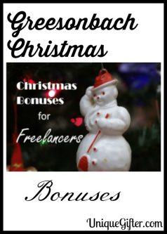 Greesonbach Christmas Bonuses
