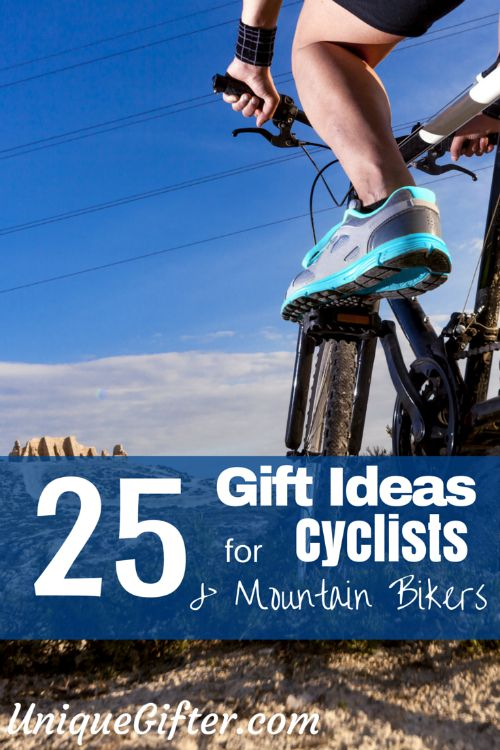 25 Gift Ideas for Mountain Bikers and Cyclists