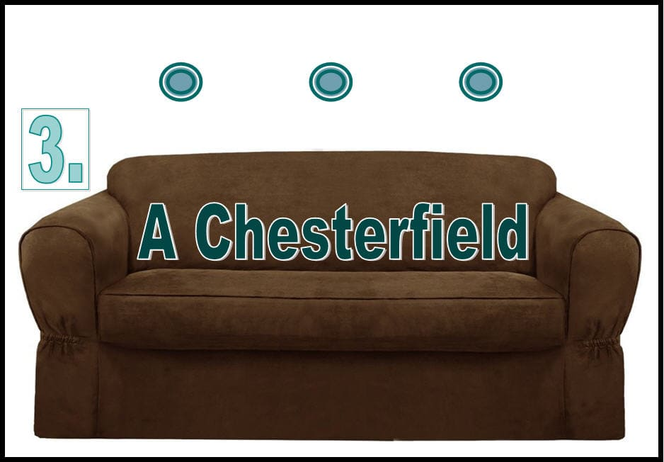 Expensive Wedding Gift Ideas: A Chesterfield