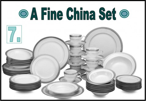 A Fine China Set
