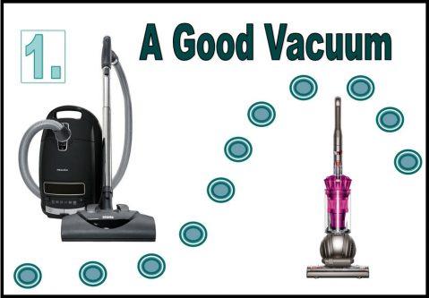 A Good Vacuum