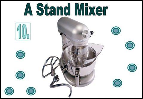 A Stand Mixer