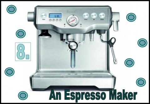An Espresso Maker