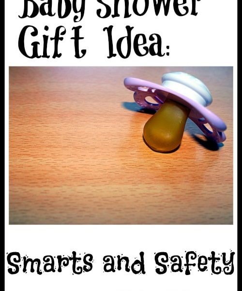 Baby Shower Gift Idea: Smarts and Safety