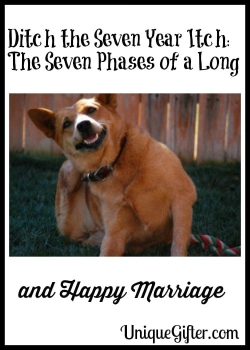 Ditch the Seven Year Itch: The Seven Phases of a Long and Happy Marriage
