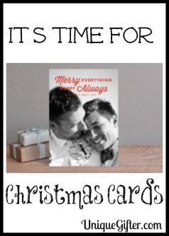It's Time for Christmas Cards