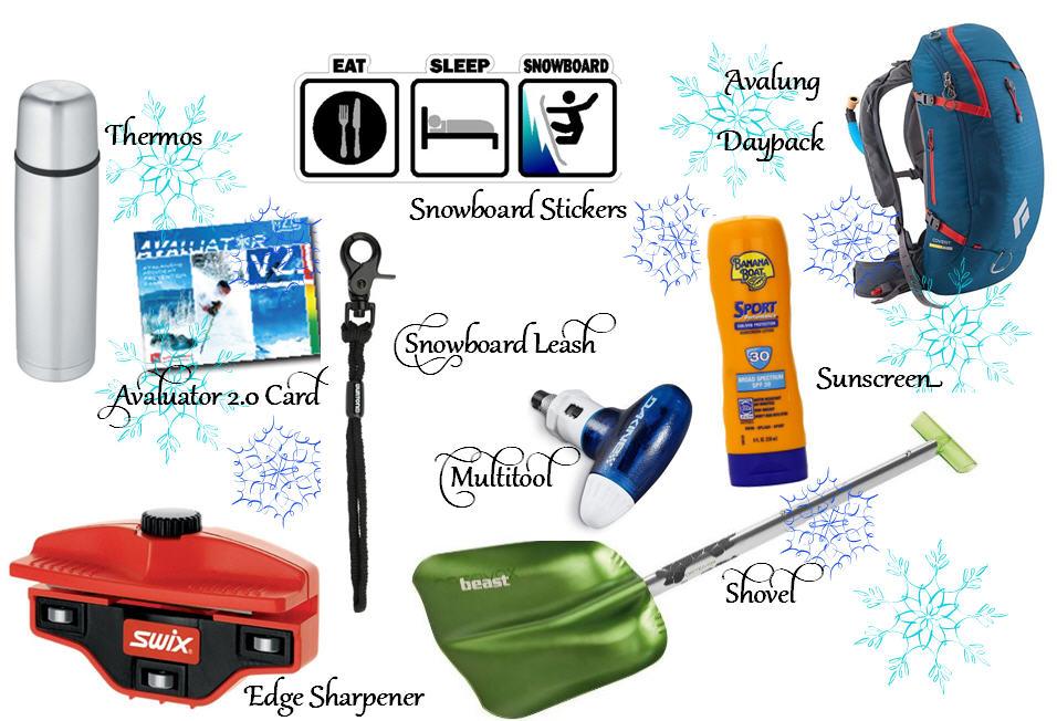 skier gift ideas