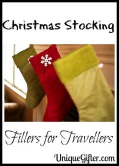 Christmas Stocking Fillers for Travellers