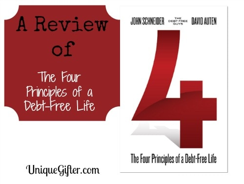 The Four Principles of a Debt-Free Life