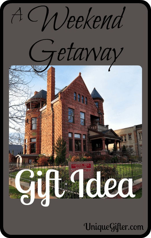 A Weekend Getaway Gift Idea