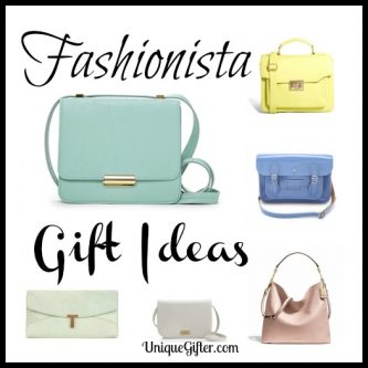 Fashionista Gift Ideas