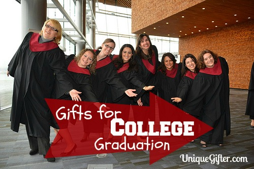 Gifts for College Graduation