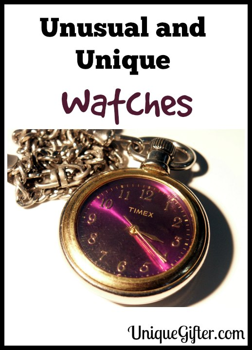 Unusual and Unique Watches