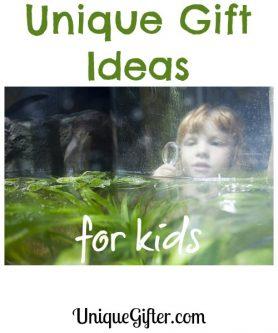 4 Unique Gift Ideas for Kids