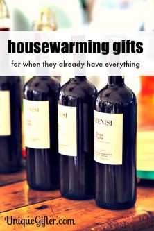 What to Bring Someone as a Housewarming Gift When They Already Have Everything