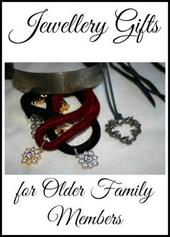 Jewellery Gift Ideas for Older Family Members