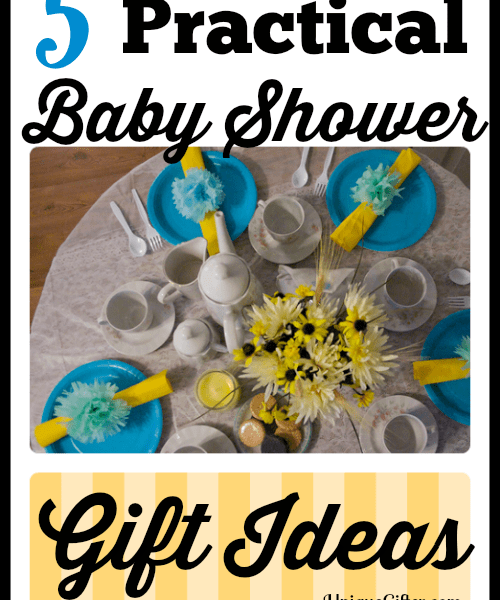 5 Practical Baby Shower Gifts for a First Time Mom