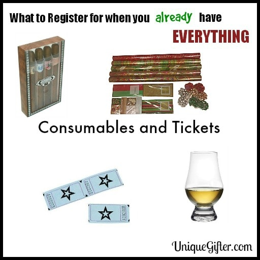 What to Register for - Tickets