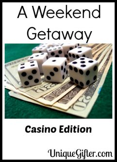 A Weekend Getaway: Casino Edition