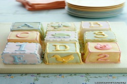 Alphabet Baby Shower Step-by-Step